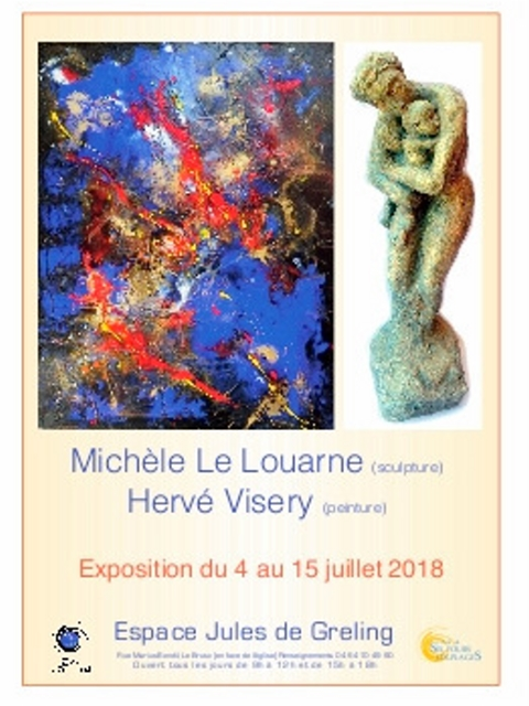 Photographe Claude Burillon : EXPOSITION Le BRUSC SIX-FOURS JUILLET 2018