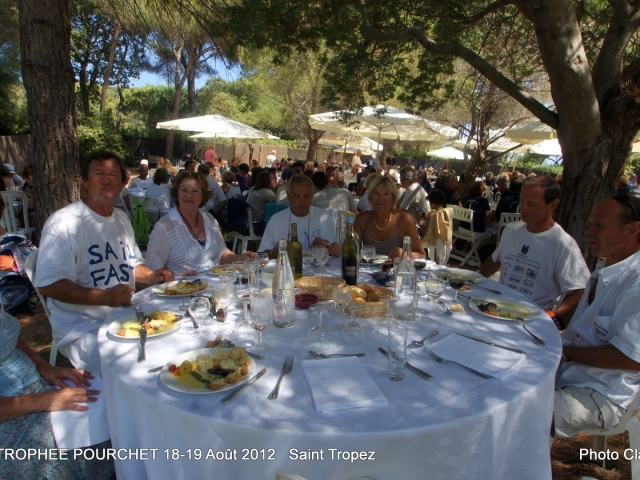 Photographe Claude Burillon : TROPHEE POURCHET SAINT TROPEZ 2012