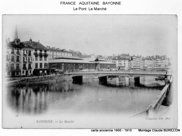Photographe Claude Burillon : FRANCE AQUITAINE EN CARTES POSTALES