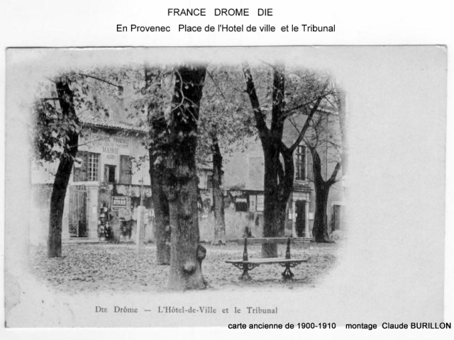 Photographe Claude Burillon : FRANCE PROVENCE EN CARTES POSTALES