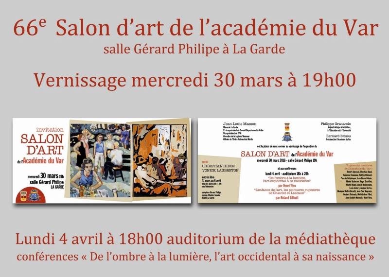 66 eme salon art academie du var la garde 66 eme salon art academie du var la garde - La garde var office du tourisme ...